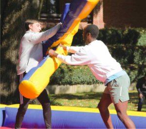 Intramurals Offer Millsaps Students A Dose of Friendly Competition