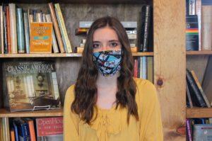 Millsaps student makes more than 200 masks for UMMC pediatric staff