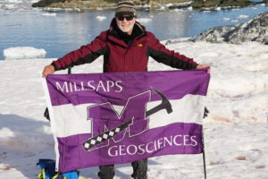 P&W Archives Play Major Role in Reconstructing Millsaps Geoscience History
