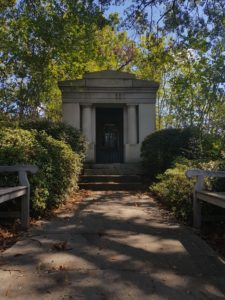 History of Millsaps: The Tomb