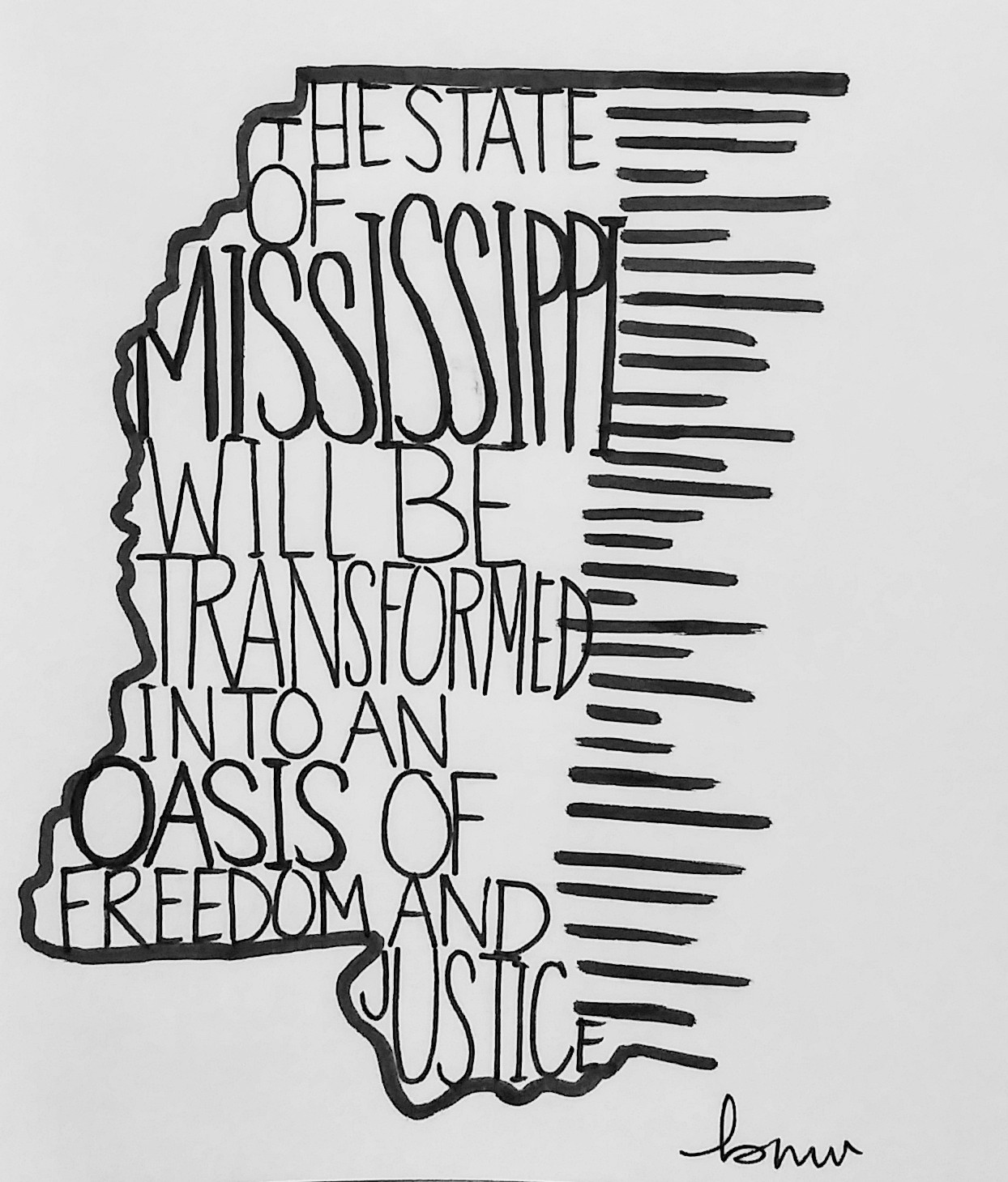 Mississippi—We Have More To Do