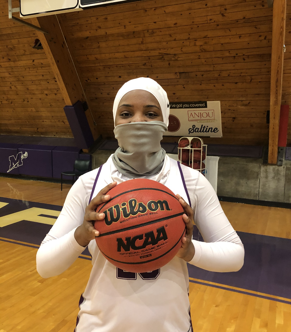 Millsaps Athlete Dia Fortenberry Reveals What It Is Like to Train in a Mask and Her Thoughts on NCAA's Decision to Cancel D-1 Sports